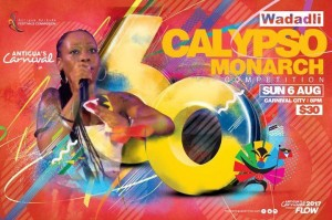 Wadadli Beer Calypso Monarch 2017