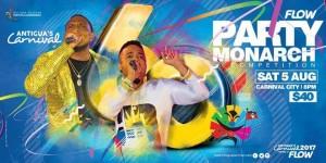 Flow Party Monarch 2017