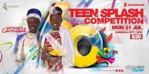 Teen Splash Competition 2017