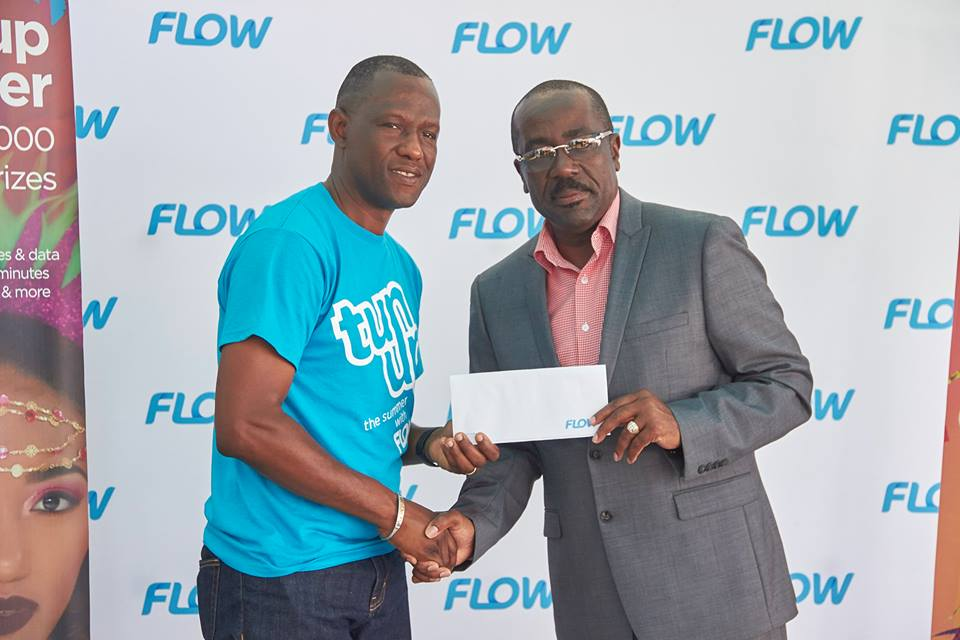 FLOW Recommits to Antigua's Carnival 2017