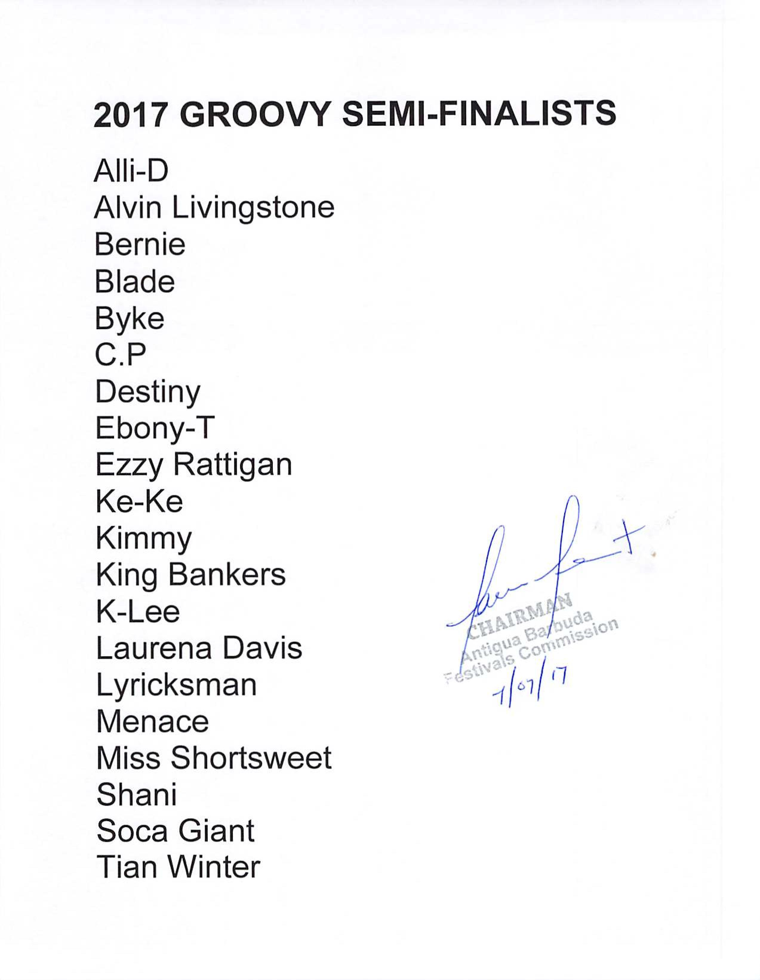 Groovy And Jumpy Semi Finalists 2017 Page 001
