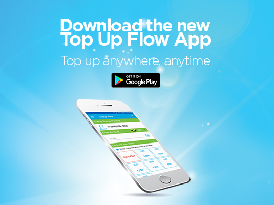 Download the Flow app