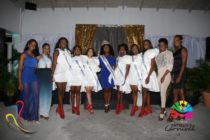 B2ap3 Large Former Queens With Miss Antigua Queen Of Carnival Hopefuls Small