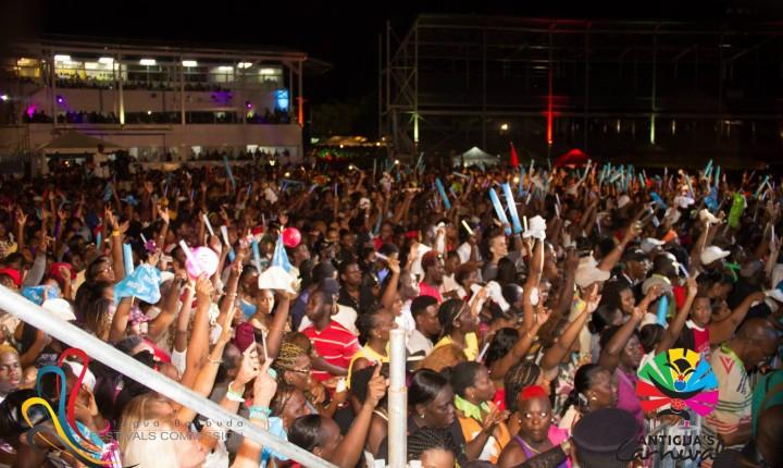 Antigua Carnival 2015 Results